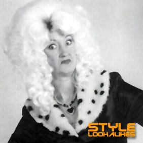 Lily Savage lookalike